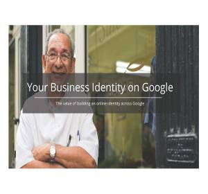 Your Business Identity on Google